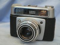 ' DUOMATIC ' Hanimex Duomatic Rangefinder Camera £14.99